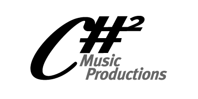 C Sharp Squared Music Label Logo
