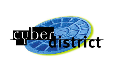 Cyber District Logo