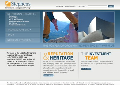 Stephens Funds