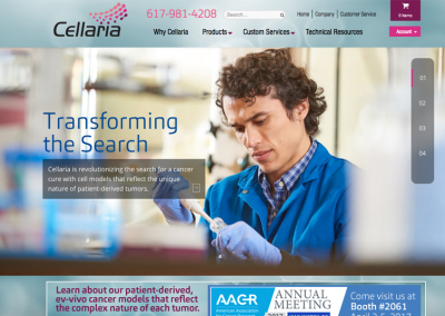 Cellaria Biosciences
