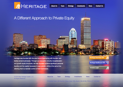 New Heritage Capital