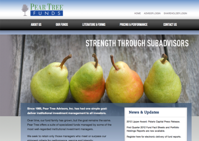 Pear Tree Funds