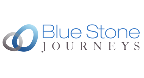 Blue Stone Journeys Logo